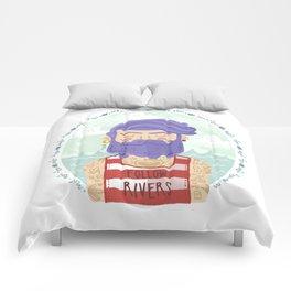 Follow Rivers Comforters