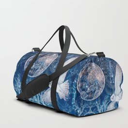 The Temple of the Full Moon Duffle Bag