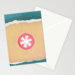 Winter Tales Stationery Cards