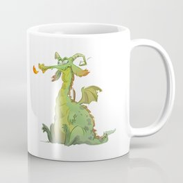 Silly dragon Coffee Mug