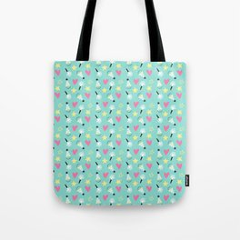 Party stars Tote Bag