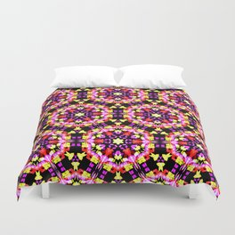 Tiny Floral Pattern Duvet Cover