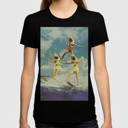 On Evil Beach - Sharks T-shirt
