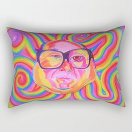 danny devito (being frank) Rectangular Pillow
