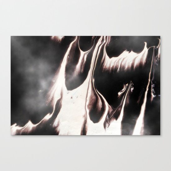 SMOKEY #1 #art #society6 Canvas Print