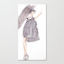 Stripes 1!! Canvas Print