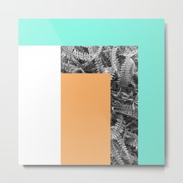 Rectangle Metal Print