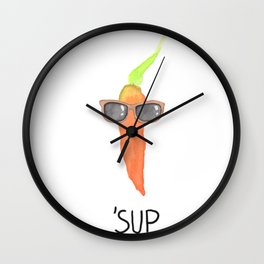 'Sup Wall Clock
