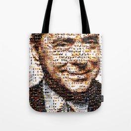 BEHIND THE FACE. Berlusconi   animals' bunga bunga Tote Bag