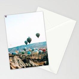 Hot Air Rises | Cappadocia, Turkey Stationery Cards
