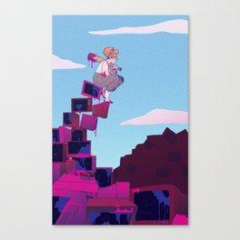 standby Canvas Print