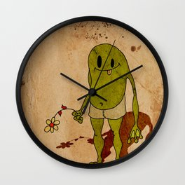 Ohh,ohh,ohh im on Fire! Wall Clock