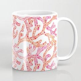 Coral Reef Pattern Coffee Mug