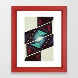 Light Of The Void Framed Art Print