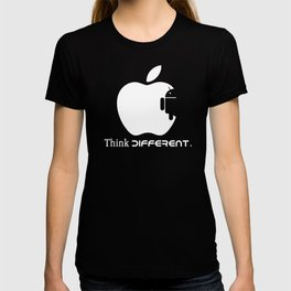Think Different - Android Apple T-shirt