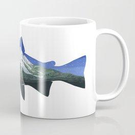 Lone Mountain Trout Coffee Mug