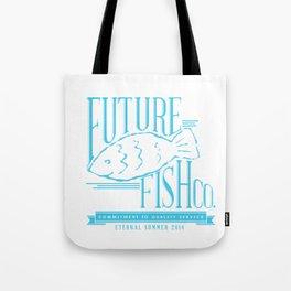 FUTURE FISH CO. Tote Bag