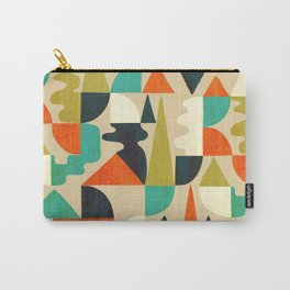 Mountains Hills and Rivers Carry-All Pouch