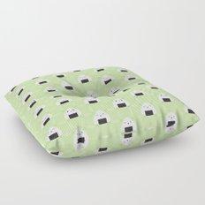 Kawaii Onigiri Rice Balls Floor Pillow