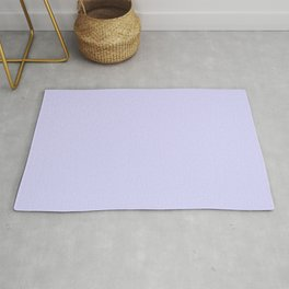 Simply Periwinkle Purple Rug