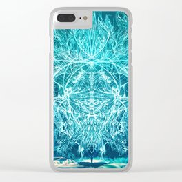 The Summit Clear iPhone Case