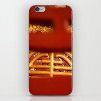 literature iPhone & iPod Skins featuring Temple of Literature by DrCaroline