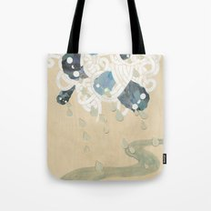 Out of All Them Bright Stars II Tote Bag