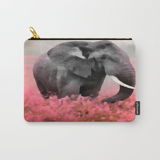 Ele-Phant  Carry-All Pouch