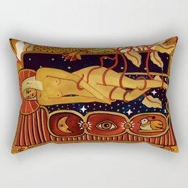 Flu Rectangular Pillow