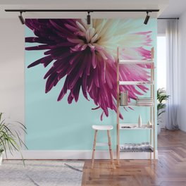 One Flower Wall Mural