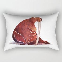 Walrus Rectangular Pillow