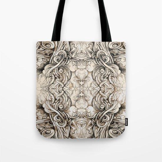 Cruciform Tote Bag