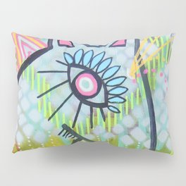 Always Near Original Artwork by Rachael Rice Pillow Sham