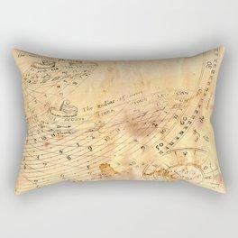 horoscope signs Rectangular Pillow