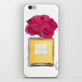 EAU DE PARFUM V.2 iPhone Skin