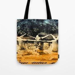MEMO Transir Tote Bag