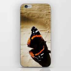 A Butterfly Called Blaze iPhone & iPod Skin