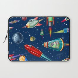 rockets in traffic Laptop Sleeve