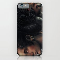 Balthier and Fran Final Fantasy 12 Portraits iPhone 6s Slim Case