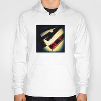 film Hoodies featuring Film by wendygray