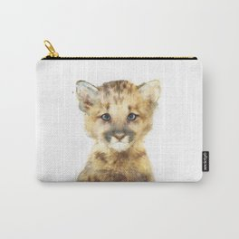 Little Mountain Lion Carry-All Pouch