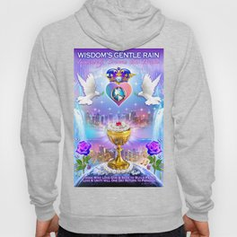 The Kingdom of Heaven is Within Hoody