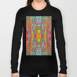 Dream Shade Sugarcane Pattern Long Sleeve T-shirt