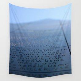 Oxnard Veterans Memorial Wall Tapestry