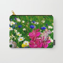 Embraced by Life Carry-All Pouch
