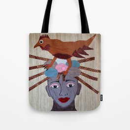 Hatching Ideas Tote Bag