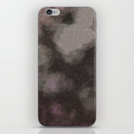 When you close your eyes... iPhone Skin
