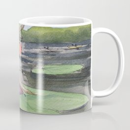 Ginger's Kayak Trip Coffee Mug