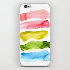 Watercolor Wash iPhone & iPod Skin
