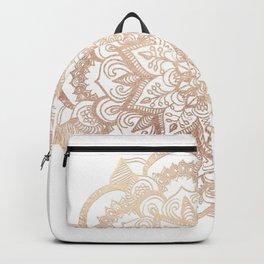 Mandala Gold Shine II Backpack